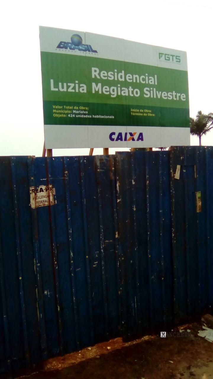 Foto de Marialva: Ministério Público investiga irregularidades em cadastro de casas populares