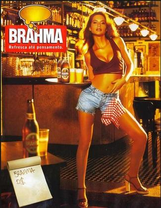 brahma Finalmente cerveja Brahma na Expoingá