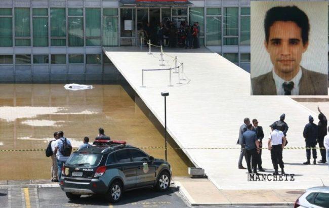 Foto de Advogado morre ao cair do 19º andar do Congresso Nacional