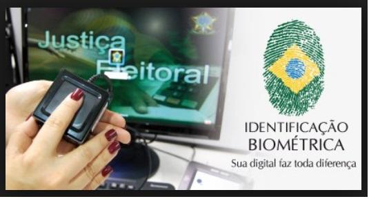 biometria Biometria da Justiça Eleitoral