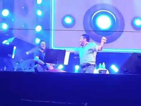 Foto de Vídeos mostram Bruno, da dupla com Marrone, bêbado em show