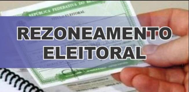 Foto de Rezoneamento da Justiça Eleitoral