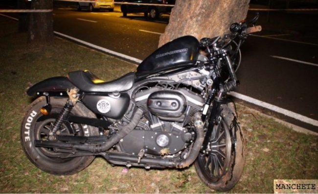 Foto de Empresário perde a vida em acidente com moto em Maringá