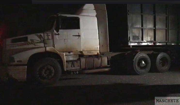 Foto de Homem é encontrado morto dentro de caminhão em Maringá