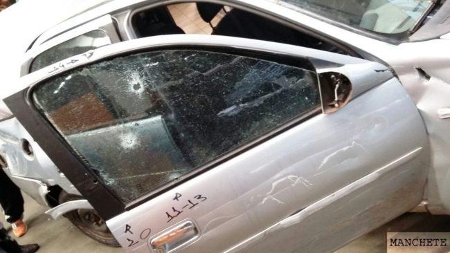 Foto de Jovem de Sarandi é morto pela polícia após invadir com o carro um supermercado