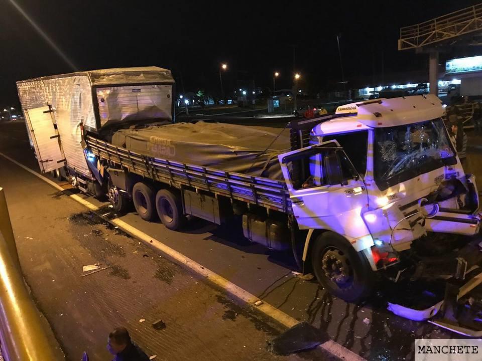 Foto de Violência na rodovia – Acidentes resultaram em vítimas fatais