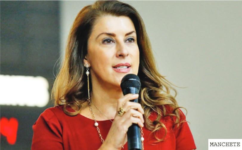 Sineida Maria Berbert Ferreira Dermatologista Sineida Ferreira é escolhida ganhadora do Prêmio ACIM Mulher