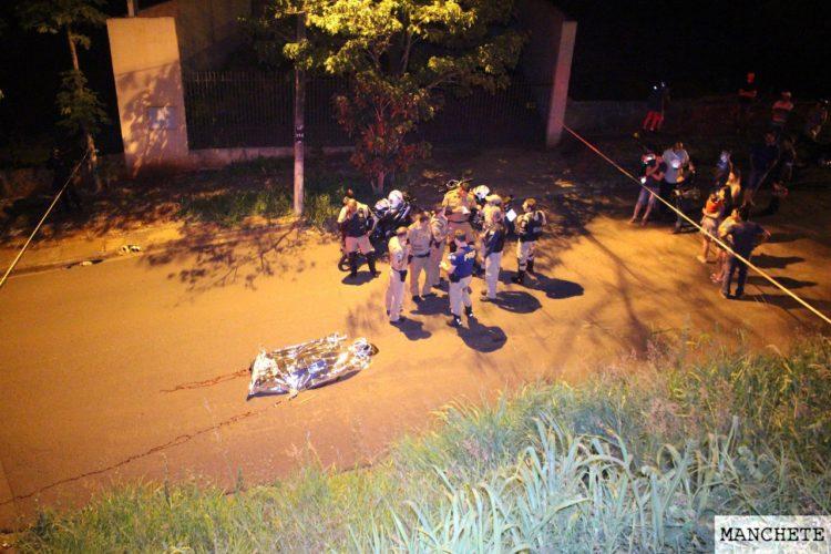 Foto de Motociclista perde a vida em acidente no Contorno Norte