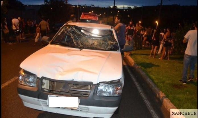 acidente ciclista cerro azul Maringá: Garoto de 13 anos é atropelado e morre no hospital