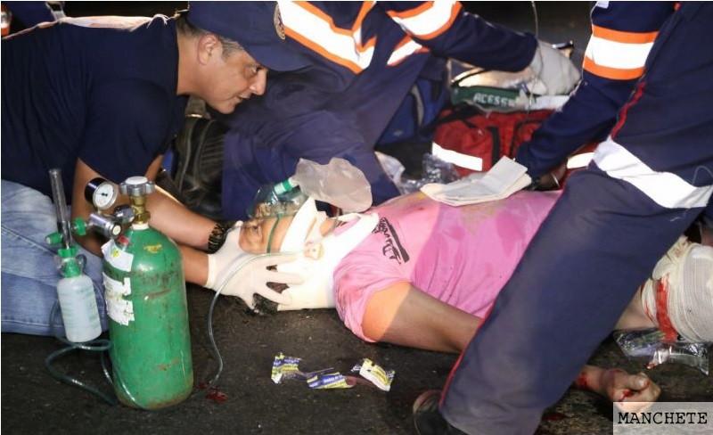 acidente motociclista Motociclista morre após sofrer acidente na rodovia