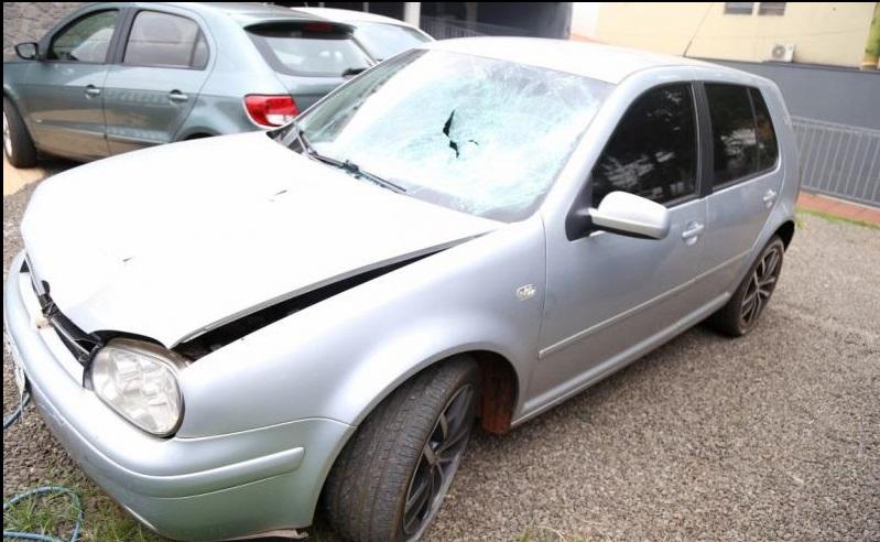 VEICULO ATROPELADOR PEDESTRE av colombo Motorista que atropelou e matou mulher na avenida Colombo comparece na delegacia