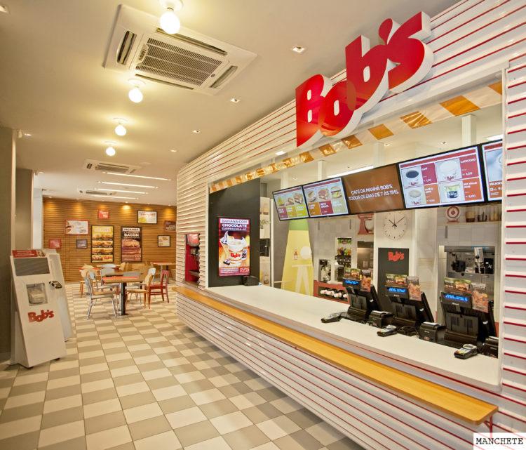 Foto de Bob's inaugura primeira loja em Sarandi