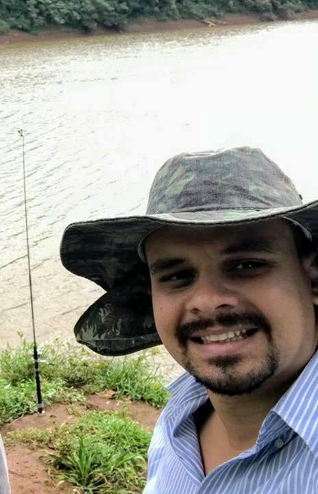 eder vieira Maringaense morre após se afogar em prainha do Rio Paraná
