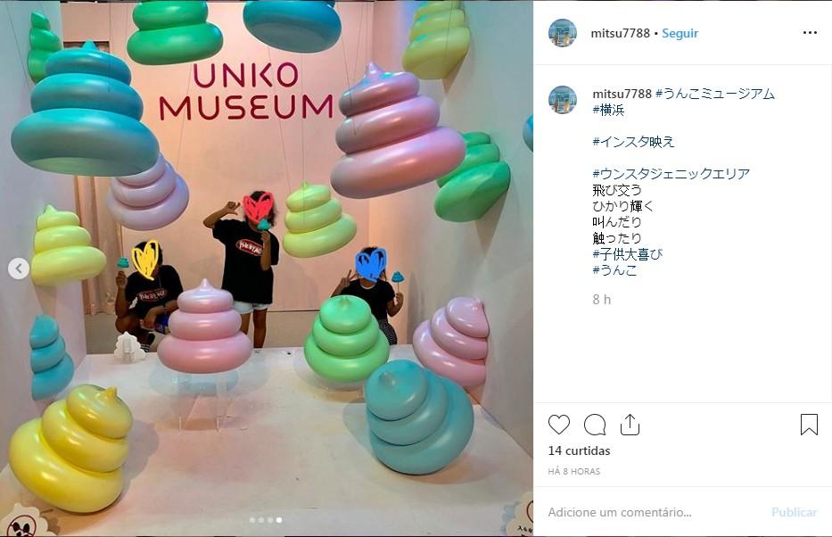 unko museu 11 Museu do cocô é inaugurado em Tóquio, no Japão