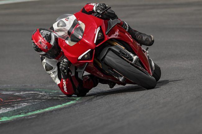 Foto de Ducati apresenta a nova Panigale V4S