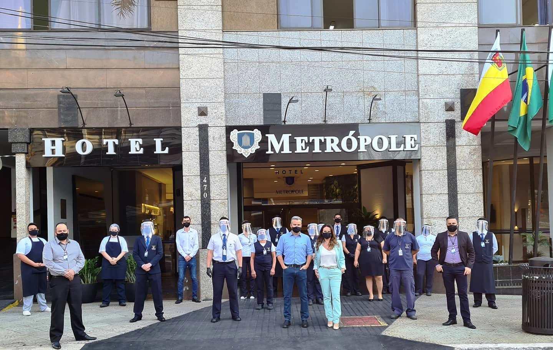 Foto de Hotel Metrópole novíssimo