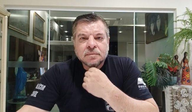 Foto de Deputado delegado Jacovós afirma que presidente do PL é ditador