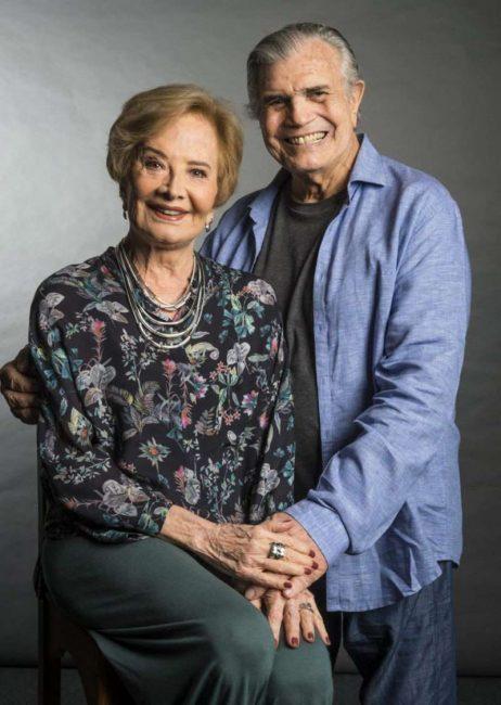 Foto de Globo dispensa Glória Menezes e Tarcísio Meira após meio século de novelas